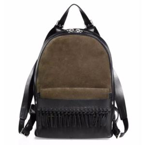 3.1 Phillip Lim - Bianca Fringed Leather Mini Backpack - saksoff5th.com