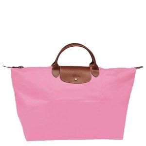Longchamp Le Pliage Large Duffel - Pink