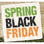 Spring Black Friday sale  @ HomeDepot
