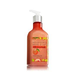 Peach Bellini Nourishing Hand Soap | Bath And Body Works