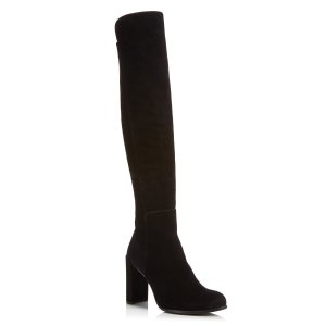 Alljill Suede Over-the-Knee Boots