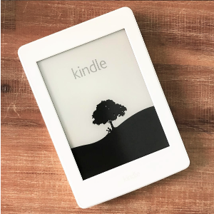 Kindle Paperwhite E-reader - White, 6