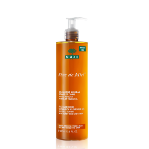 Nuxe Rêve de Miel Face and Body Ultra-Rich Cleansing Gel 400ml | Unineed | Premium Beauty