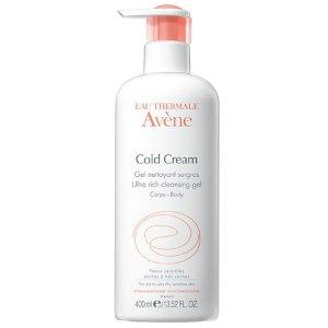 Avene Cold Cream Ultra-Rich Cleansing Gel