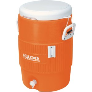 $18.44Igloo 5-Gallon Heavy-Duty Beverage Cooler, Orange