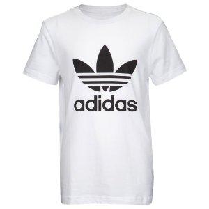 adidas Originals Trefoil T-Shirt - Boys' Grade School at Kids Foot Locker