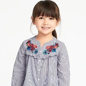Up to 50% off + Extra 30% OffKid's @ Old Navy