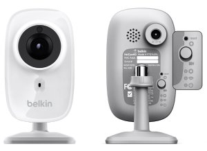 Belkin NetCam HD Wireless IP Camera with Night Vision and Digital Audio