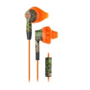 Inspire® 300 Mossy Oak | In-the-ear, sport earphones feature TwistLock® Technology