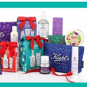New Arrival!Kiehl's x Kate Moross Limited Edition Holiday Gifts
