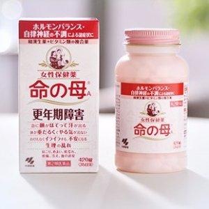 $45.67KOBAYASHI Menopause Medicine 3 Bottles @Amazon Japan