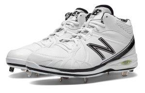Newbalance Mens Baseball 3000 Mid Cut Cleat