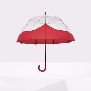 Womens Red Bubble Umbrella | Official US Hunter Boots Store