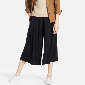 From $9.9Select Women Wide Pants @ Uniqlo