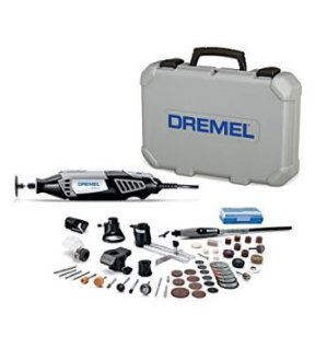 CDN$120销量冠军+史低价~ 只限今天 Dremel 琢美 4000-6/50 多功能电磨机套装