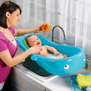 Fisher-Price Precious Planet Whale of a Tub! | N3429 | Fisher-Price