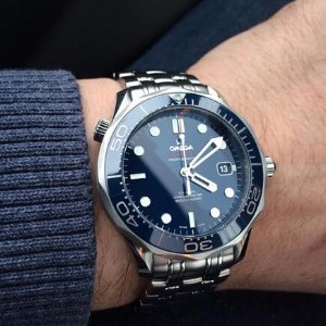 $2675OMEGA Seamaster Automatic Men's Watches 2 styles