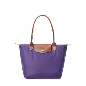 Le Pliage Long Handle Small Nylon Tote by Longchamp at Gilt