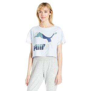 PUMA Women's X Careaux Tee at Amazon Women's Clothing store:
