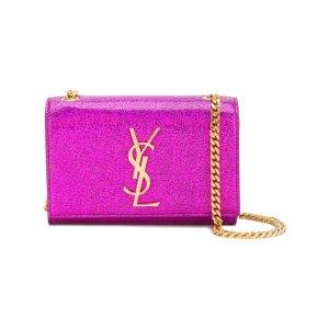 Saint Laurent Mini 'Monogram' Crossbody Bag