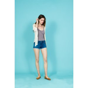 Siwy Camilla In Mr. Tambourine Shorts - Siwy Denim