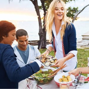 Two Days Only! Up to $100 Off Your OrderSummer Sale Event @ Lands End