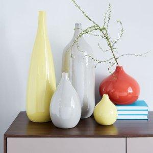 Bright Ceramicist Vases | west elm
