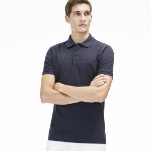 $76.99($110)Lacoste Men's Garment Dyed Vintage Polo Shirt