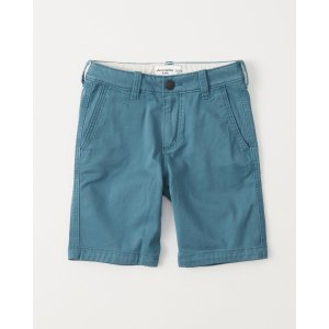 boys Classic Chino Shorts | boys 40-60% off select styles | Abercrombie.com