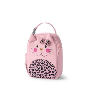 Kids Critter Soft Sided Lunchbox from Lands' End