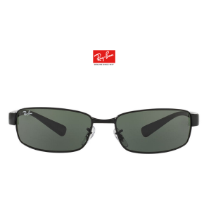 Ray-Ban RB3364 62, Blk, Grn