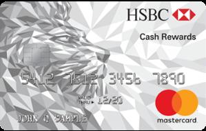 $150 Cash Back Intro BonusHSBC Cash Rewards Mastercard® credit card