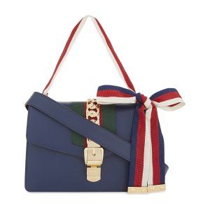 GUCCI - Sylvie leather shoulder bag