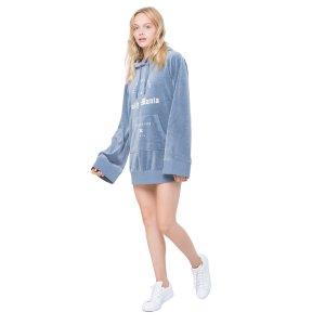 Velour Juicy Mania Hoodie Dress