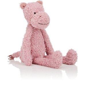 野外生物毛绒玩具