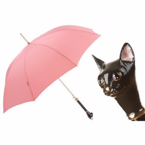 Pasotti Luxury Women Cat Umbrella | Unineed | Premium Beauty