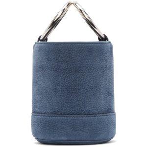 Simon Miller - SSENSE Exclusive Blue Bonsai Bucket Bag