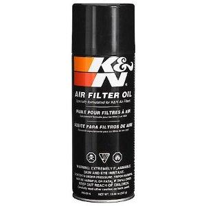 K&N 空气过滤油 12.25oz