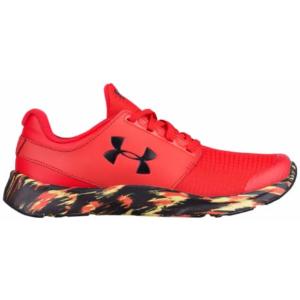 Under Armour Drift Run - Boys' Grade School - Running - Shoes - Anthem Red/Flashlight/Black