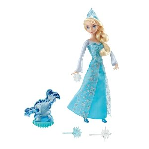 Disney's Frozen Ice Power Elsa Doll