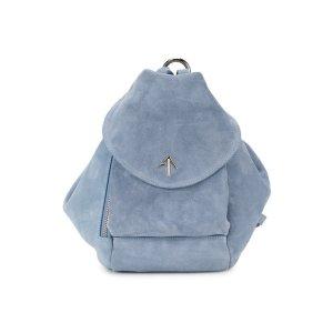 Manu Atelier 'Mini Fernweh' Zip Backpack