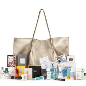 Get Tote Filled with Deluxe Sampleswith $150 Beauty Purchase @ Saks Fifth Avenue