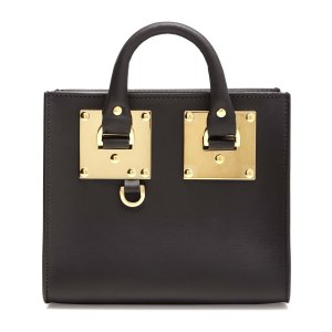 SOPHIE HULME Small Box Tote Bag