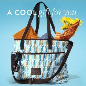 FREE GODIVA Cooler Bag Giftwith $75 Purchase @ Godiva