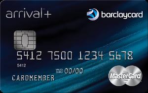 Enjoy 40,000 bonus miles Barclaycard Arrival Plus® World Elite Mastercard®