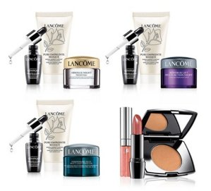 Free 3-pc Gift Set with any $35 Lancôme purchase @ macys.com