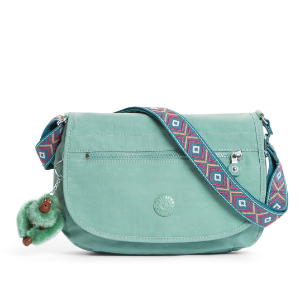Edmund Crossbody Bag - Leaf Green | Kipling