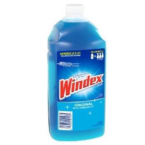 Windex Glass Cleaner, Original, 67.63 Oz   Jet.com
