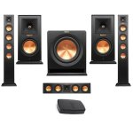 Klipsch Reference Premiere HD Wireless Floorstanding Speaker Bundle