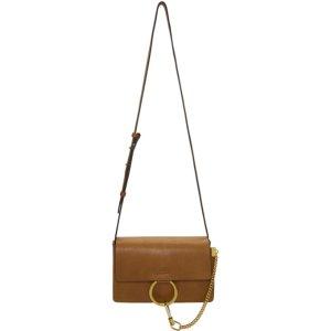 Tan Small Faye Bag
